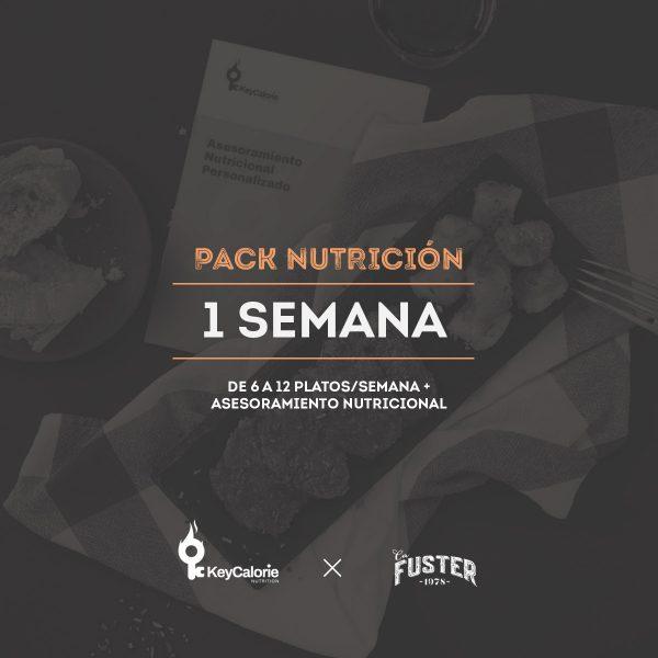 Pack 1 Semana