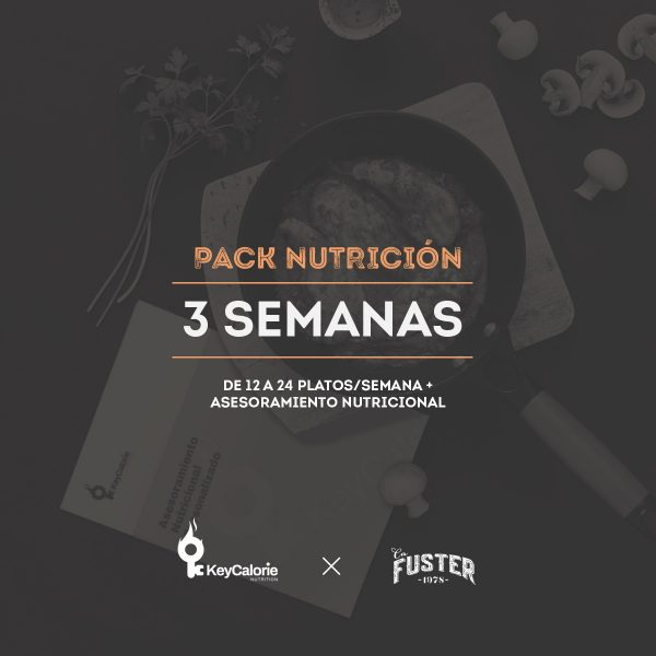 Pack 3 Semanas